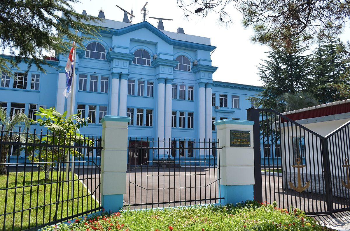 Batumi_State_Maritime_Academy_BSMA_2_2013